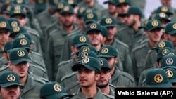 İran İslam İnqilab Keşikçiləri Korpusunun üzvləri