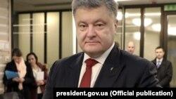 پترو پروشینکو رئیس جمهور اوکراین