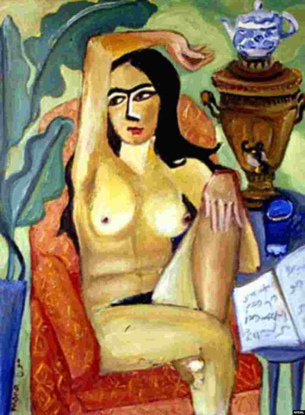 Iranian-American Artist Mona Shomali #1