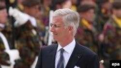 Король Бельгии Филипп (архив)