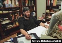 Артемий Лебедев, 2003 год