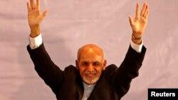 Переможець президентських виборів в Афганістані Ашраф Гані
