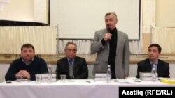 Сулдан уңга: Илнур Миргалиев, Марат Лотфуллин, Рафаил Хәкимов, Радик Салихов