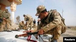 Иракъ --Иракъан кхерамзаллин ницкъаш
