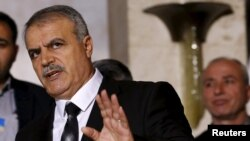 Ženewa, Asaad Al-Zoubi, Ýokary gepleşikler komitetiniň agzasy