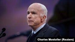 Senatori amerikan, John McCain.