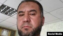 Нумонджон Шарифов, активист запрещенной в Таджикистане Партии исламского возрождения Таджикистана (ПИВТ).