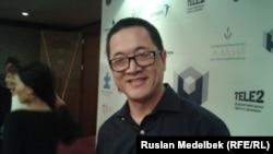 Энди Ши, президент организации Autism Speaks. Алматы, 26 июня 2014 года.