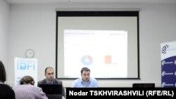 Проект, в рамках которого была создана также веб-страница www.opendata.ge, стартовал в прошлом году при финансовой поддержке фонда «Открытое общество - Грузия»