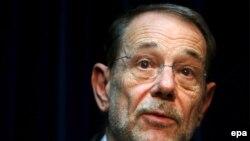 خاوير سولانا مسئول سياست خارجی اتحاديه اروپا از آمریکا خواست با ایران وارد گفت وگوی مستقیم شود