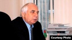 Депутат ММ Хады Раджабли, 2012