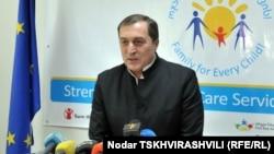 Единство избирательного блока «Паата Бурчуладзе – Государство для народа» продержалось не более полутора месяцев