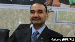 Atta Mohammad Noor, the governor of Balkh Province in northern Afghanistan.