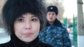 Әлия Тұрысбекова. Заречный, 5 желтоқсан 2014 жыл.