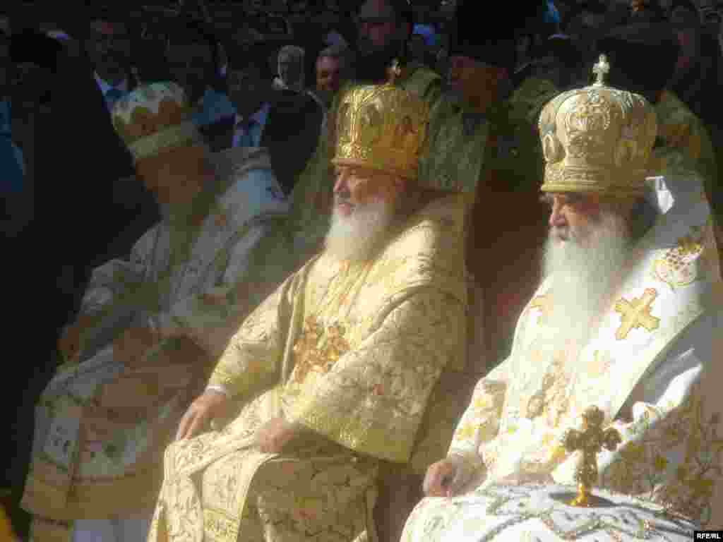 Russian Patriarch Kirill In Ukraine #25
