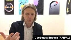 """Даниел Кайзер е автор на политическата биография на Вацлав Хавел. В момента е коментатор в списание """"Ехо 24"""""""