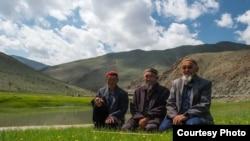 Баян-Өлгий аймағында тұратын қазақтар. Сурет авторы - Баяр Балганцэрэн. Моңғолия, 2014 жыл.