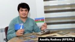 Jurnalist Dilqəm Əhməd
