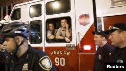 Полицейские в штате Северная Каролина. Иллюстративное фото.