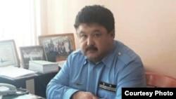 Житель Караганды Кайрат Дюсенов.