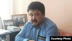Марқұм Қайрат Дүйсенов.