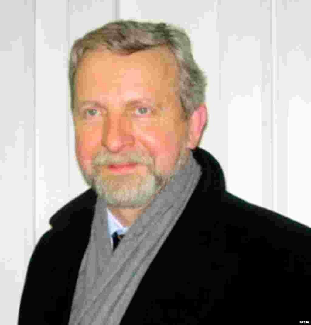 Александр Милинкевич, лидер белорусской оппозиции