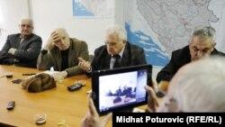 Sastanak nevladinih organizacija o političkoj situaciji u BiH, 17. januar 2012.