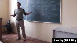 Яшь шагыйрь Руслан Сөләйманов