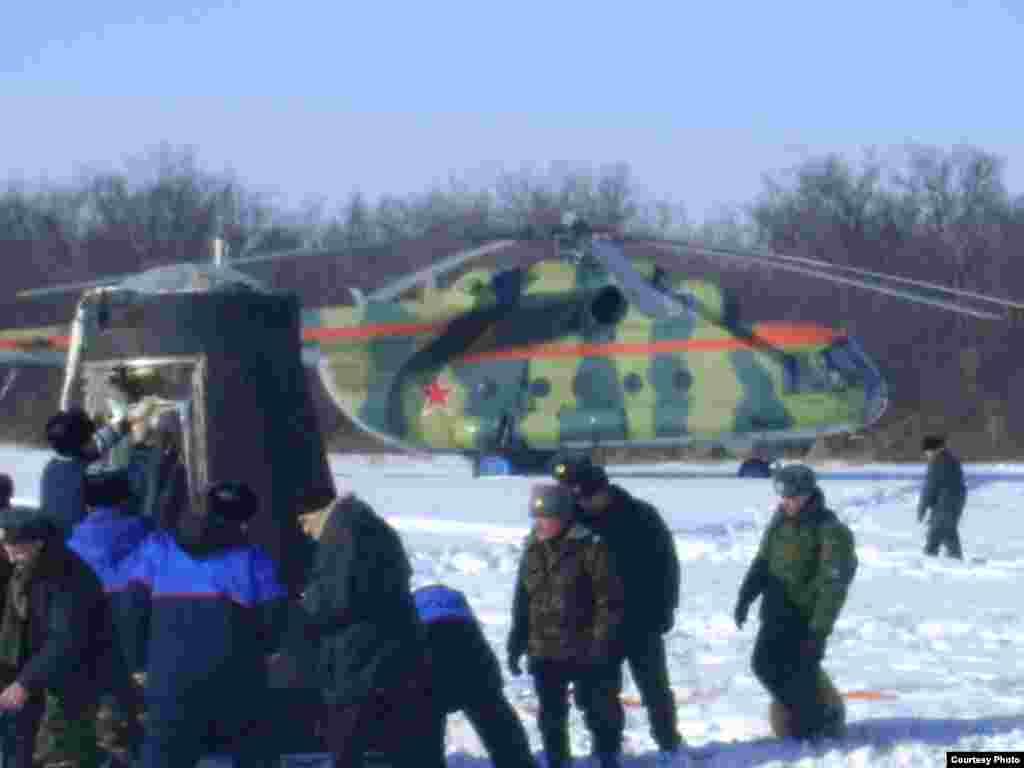 Bashkortostan - ¨Cosmos - 2445¨ - Ruski vojni satelit Cosmos 2445, nakon 101-og dana svoje misije, sletio je u Bashkortostan. Mještani su primjetili eksploziju, slijedili su helikopteri i jedan avion je primjećen na nebu. U posebnom kontejneru specijalci su odnijeli ostatke satelita prema Orenburgu. Po planu satelit je trebao da sleti u Kazakhstan.