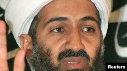 د القاعده وژل شوي مشر اسامه بن لادن