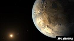 Кеплер–186ф планетасы.