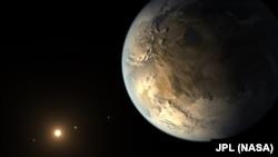 Həyat üçün yararlı Kepler-186F planeti