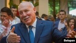 Расейскі амбасадар Дзьмітрый Мезенцаў