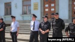 Російські поліцейські в Криму, ілюстративне фото