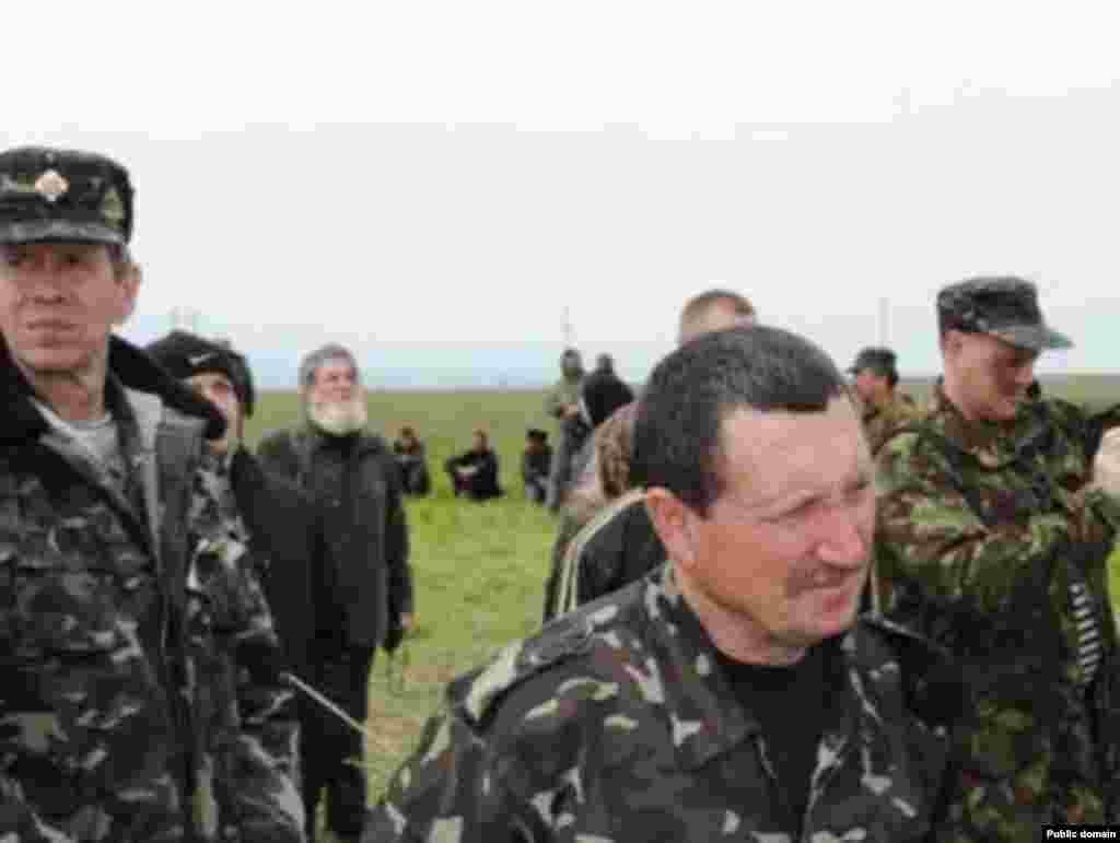 Тәре урнаштыручы Кырым казаклары