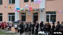 """La deschiderea Centrului """"Speranța"""" la Leova"""