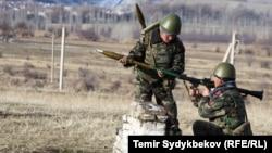 Кыргыз армиясы