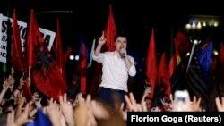 Лидерот на најголемата албанска политичка сила, Демократската партија, Љуљзим Баша.
