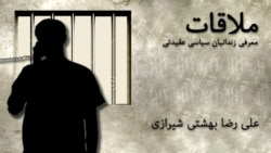 ملاقات با علی رضا بهشتی شیرازی