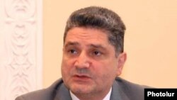Armenian Prime Minister Tigran Sarkisian