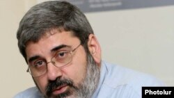 Armenia -- Giro Manoyan, a senior member of the Armenian Revolutionary Federation party.