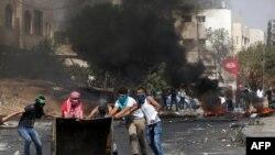 Nablusda toqquşma, 12 oktyabr, 2015-ci il
