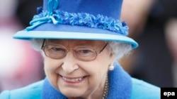 Mbretëresha e Britanisë së Madhe, Elizabeth II.