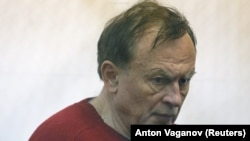 The university earlier this week fired a prominent professor, 63-year-old historian Oleg Sokolov, after he confessed to shooting and killing his 24-year-old girlfriend.