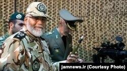 احمدرضا پوردستان، فرمانده نیروی زمینی ارتش ایران