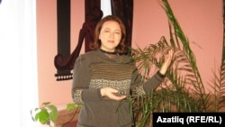 Фәридә Айдарова-Хафизова