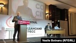 La congresul de constituire a PACCC