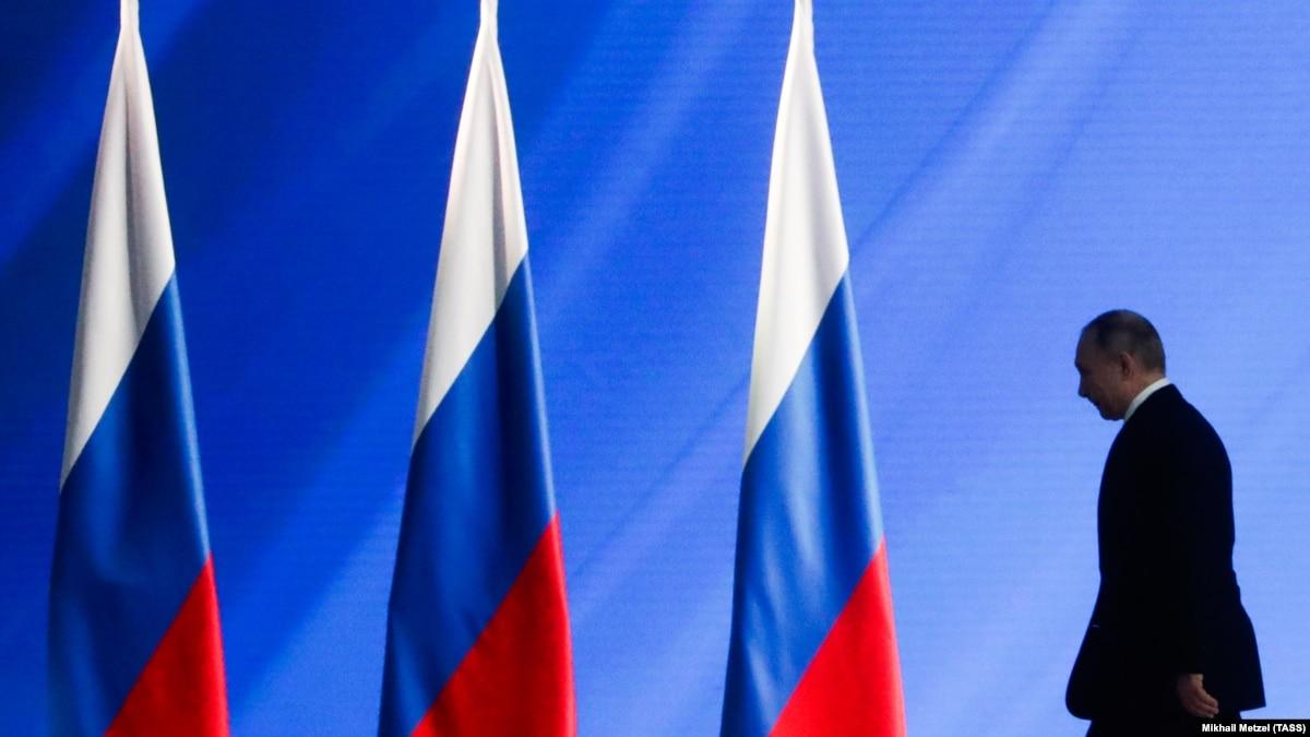 Путин объявил изменения к Конституции, правительство ушло в отставку