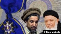 Тәжікстан билігі Ахмад Шах Масуд пен Бұрхануддин Раббаниды Исмоили Сомони орденімен марапаттады