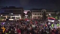 Protests Call For Montenegro Leader To Quit